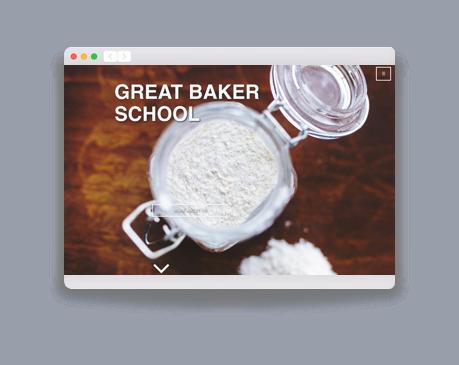 Great Baker School